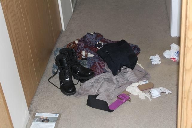 closet-purged stuff