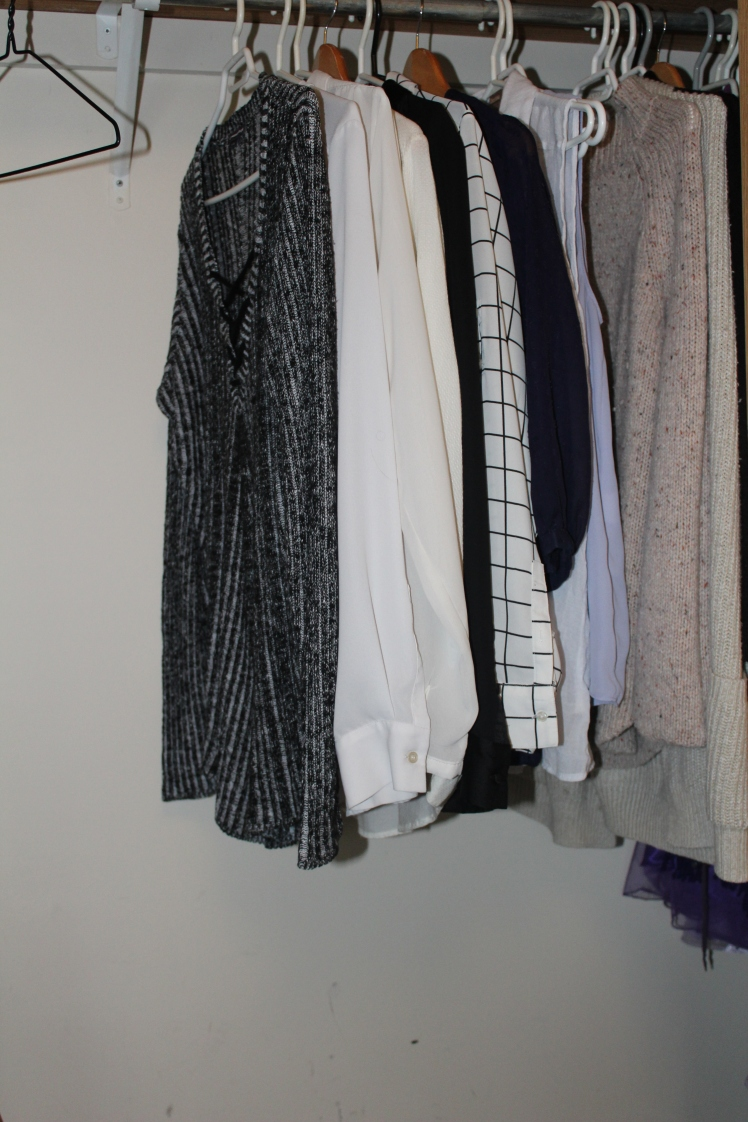 closet-shirts in