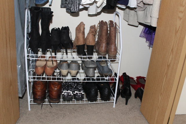 closet-shoes in