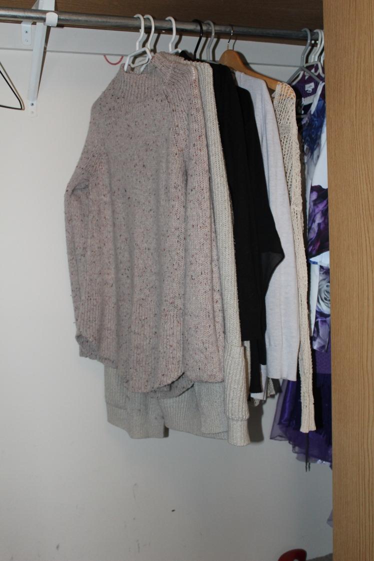 closet-sweaters in