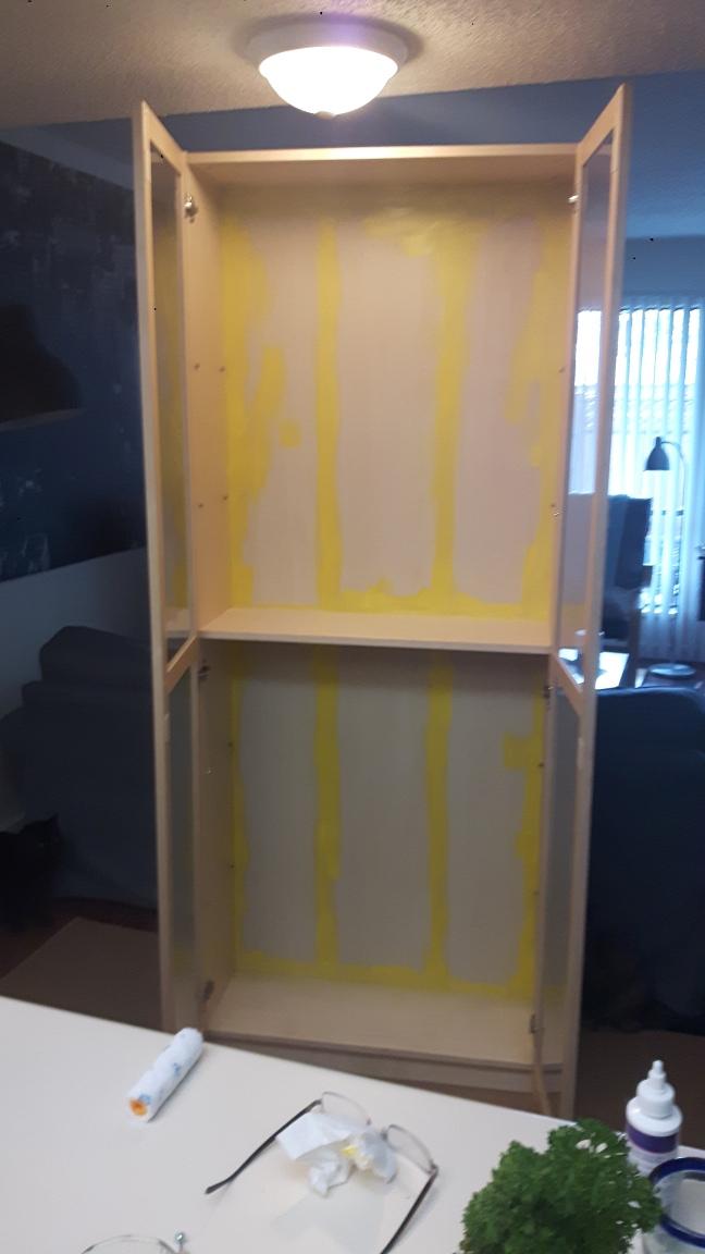 pantry beginning