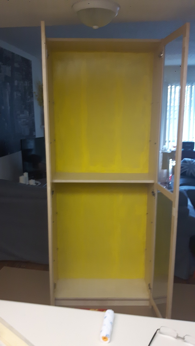 pantry first coat