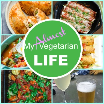 My (Almost) Vegetarian Life