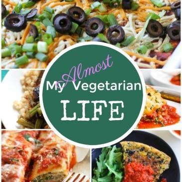 My (Almost) Vegetarian Life