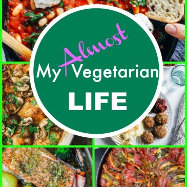 My almost vegetarian life