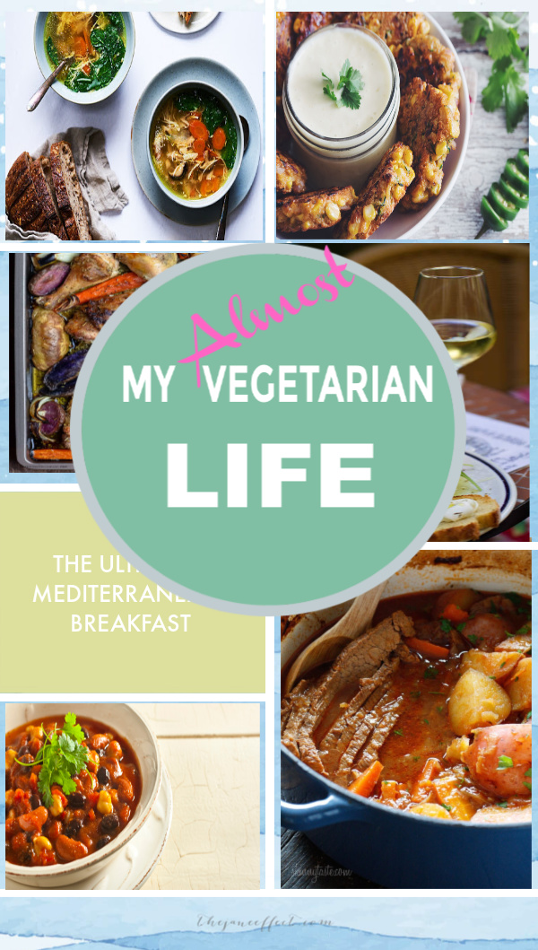 My Almost Vegetarian Life