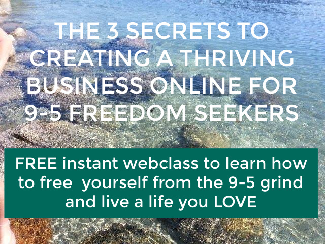 Secrets to a thriving online business